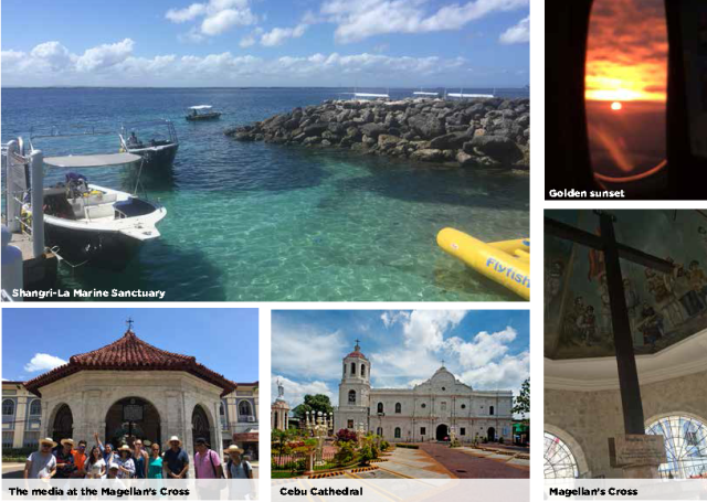 Plan your Cebu summer  getaway now