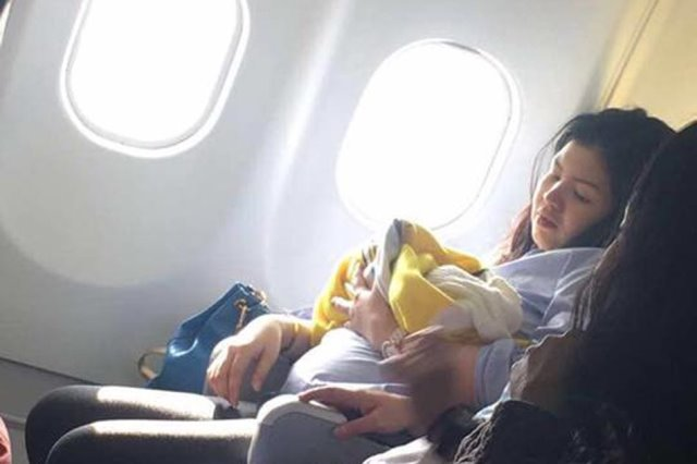 Pregnant passenger delivers baby in Dubai-Manila bound flight