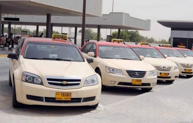 RTA vows to improve Dubai taxi services