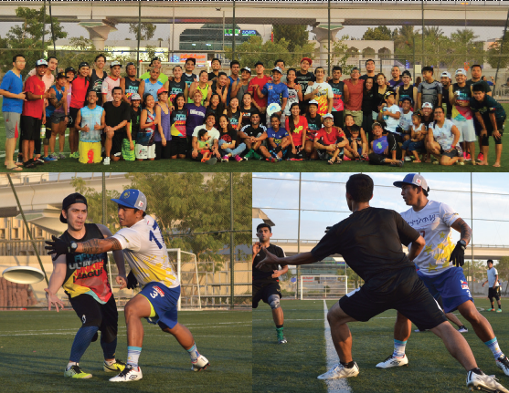 5th Ultimate Junkies League 2016 wraps up