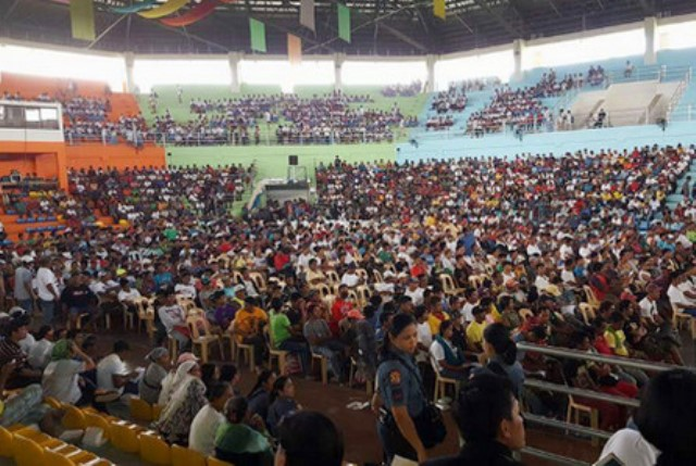 700,000 drug pushers, addicts surrender in PH