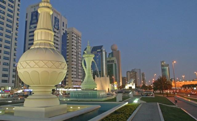Free parking in Abu Dhabi during UAE National Day