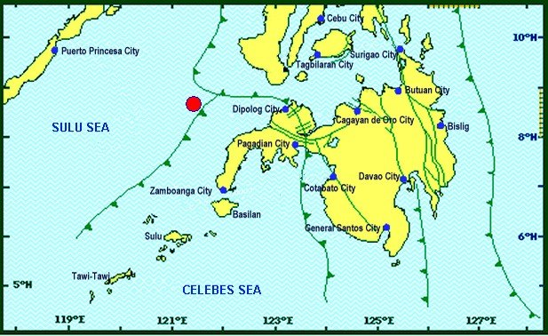 Aftershocks feared after strong quake rocks Philippines