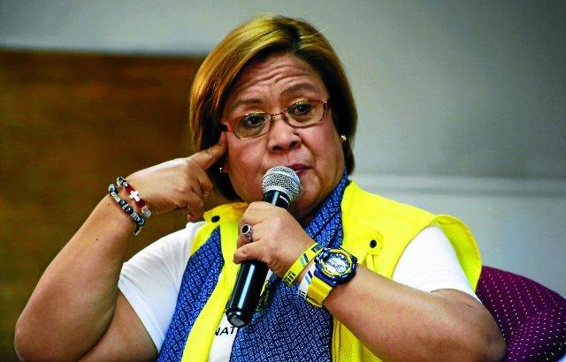 De Lima gets 2,000 hate messages upon publicizing personal number