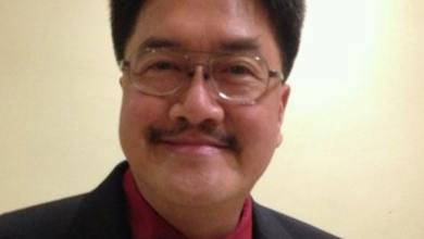 Photo of Filipino doctor named world's most prolific editor