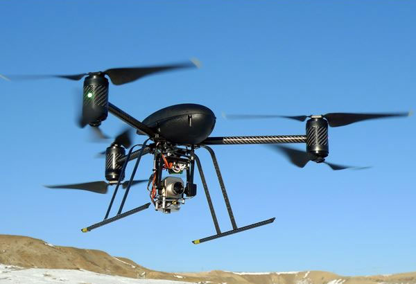 Drones to monitor traffic, floods in Manila