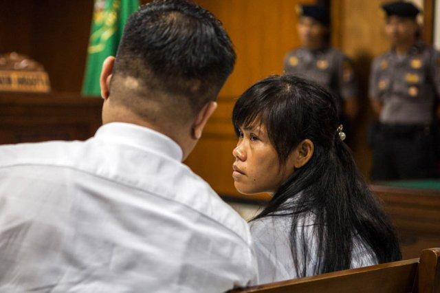 Duterte fails to meet Veloso during Jakarta visit