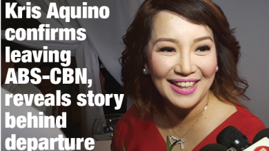 Photo of Kris Aquino confirms leaving ABS-CBN, reveals story behind departure