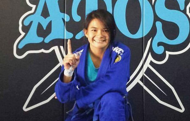Female jiu-jitsu bet bags first ABG gold for PH