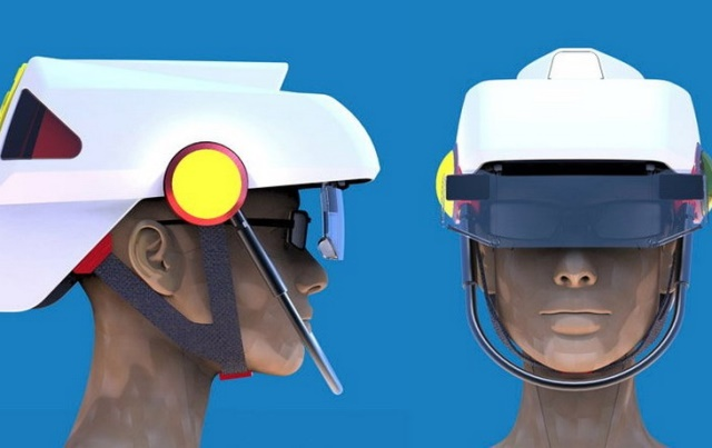 New smart bicycle helmets to be received by the Dubai police
