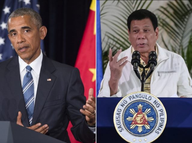 Obama cancels meeting with Duterte