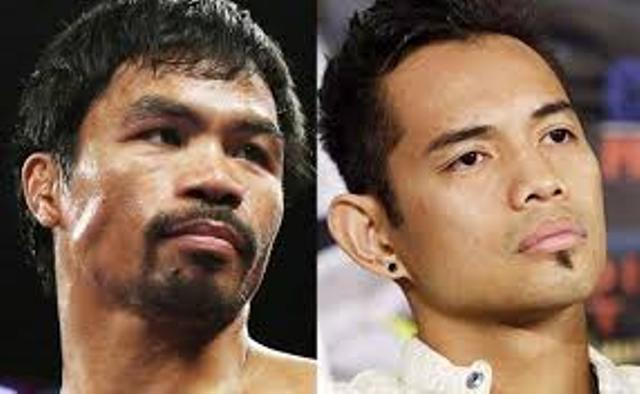Pacquiao, Donaire to fight on the same card in November
