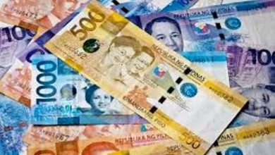 Photo of Peso slightly rises yet remains at seven-year low