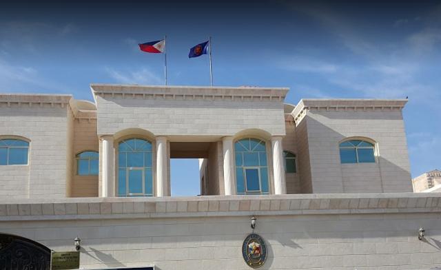 Philippine Embassy Close On October 2