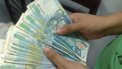 Photo of Peso-Dirham exchange slips further, now at Php 14.27