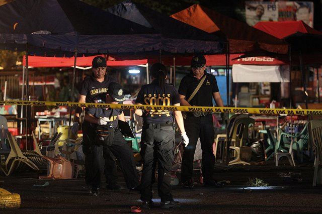 Maute group liable for Davao market blast