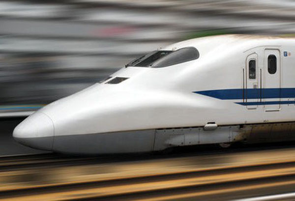 Duterte dream legacy: First bullet train to be built in PH