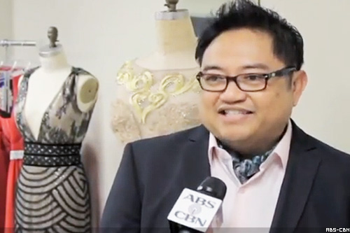Pinoy designer earns praises for Bond-inspired collection