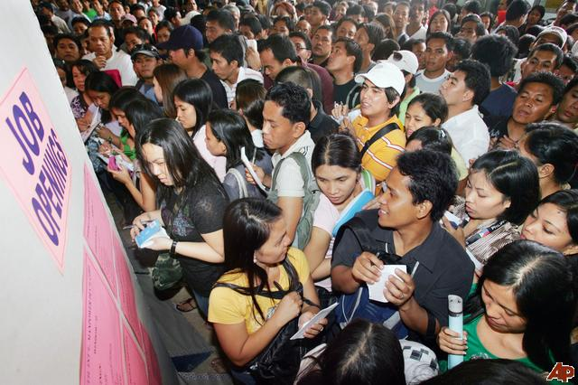 300,000 up for jobs in China await Filipino workers