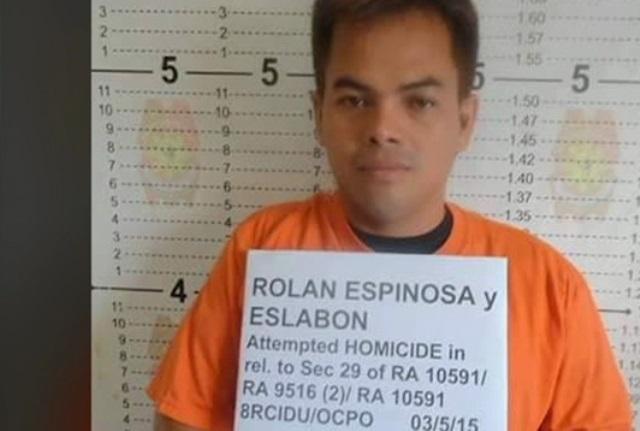 Kerwin Espinosa's extradition may take a week