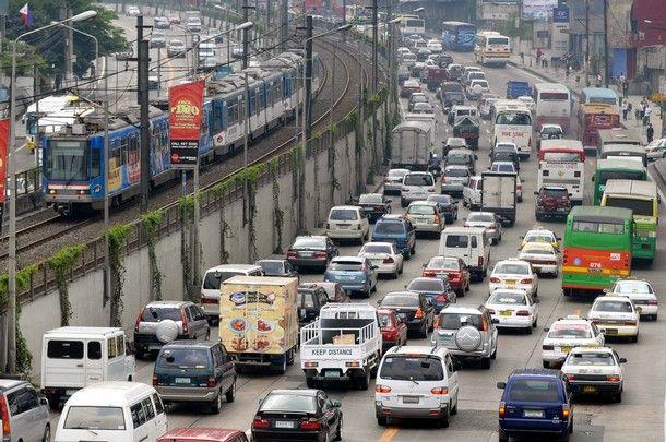 Metro Manila traffic among the worst in world