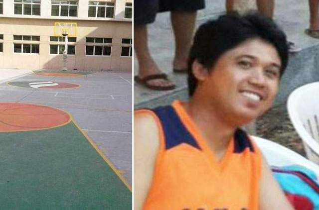 OFW dies while playing at a basketball tournament
