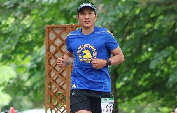 Filipino runner survives world's 'toughest ultramarathon'