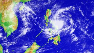 Photo of Typhoon Nina weakens into severe tropical storm