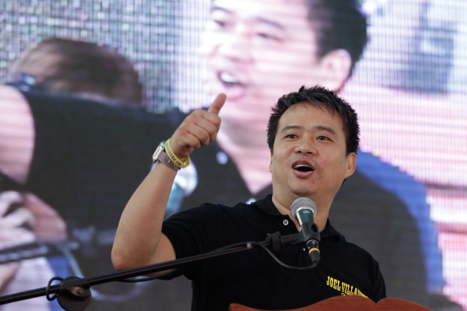 Ombudsman orders Joel Villanueva's dismissal over P10-M pork barrel scam