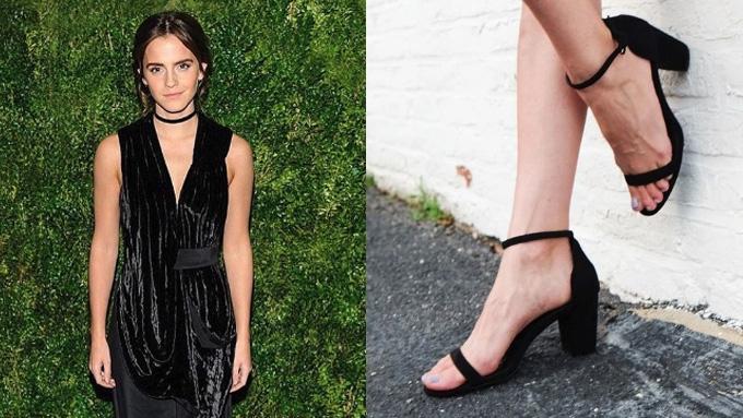 Emma Watson wears Pinoy-designed shoes