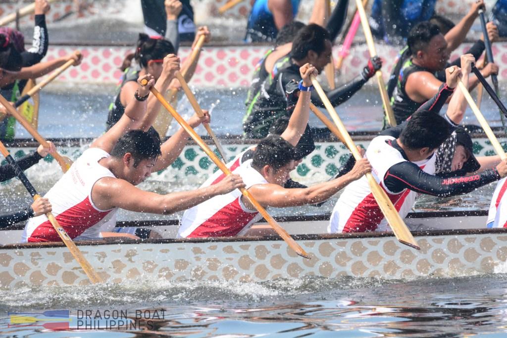 PH dragon boat team bags 3 gold in Asian tilt