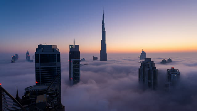 Fog alert in UAE over the next 3 days