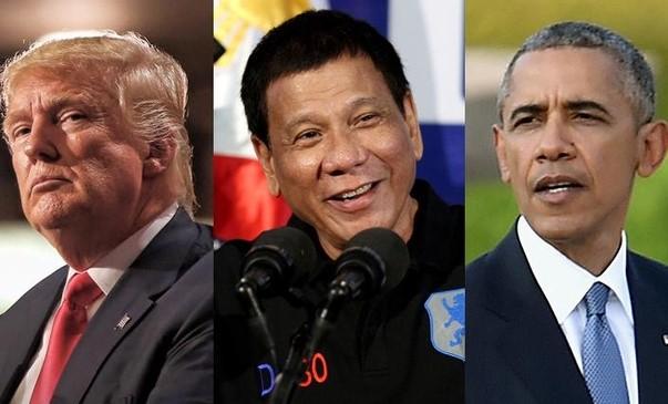 Obama thinks PH-US relationship will get better under Trump