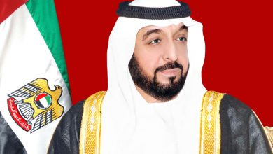 Photo of President Khalifa extols UAE gov't for sending relief aid to over 100 countries worldwide