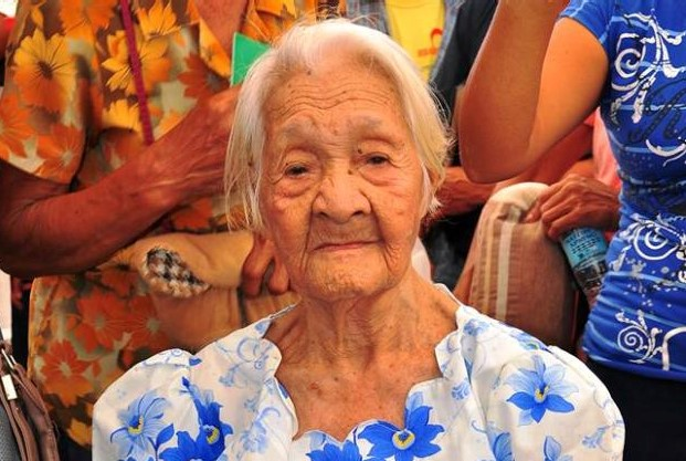 119 year-old Filipina eyes oldest living person title
