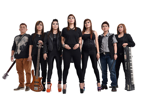 Filipino band Aegis to perform in Dubai