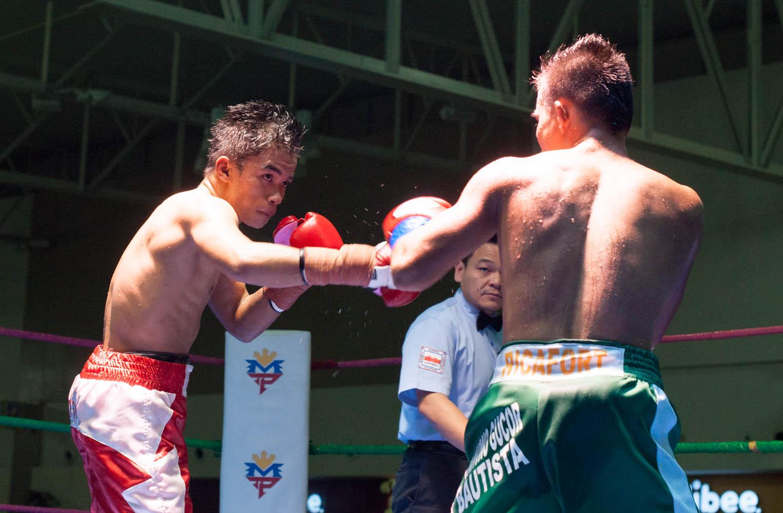 Filipino boxer Bornea loses to Olympian Selby