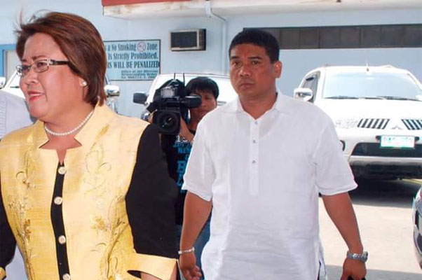 Kailan nga ba nagiging mali ang pagmamahal: De Lima confirms relations with her driver Dayan