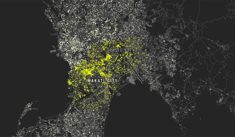 TIME hails Makati as 'World's Selfie Capital'
