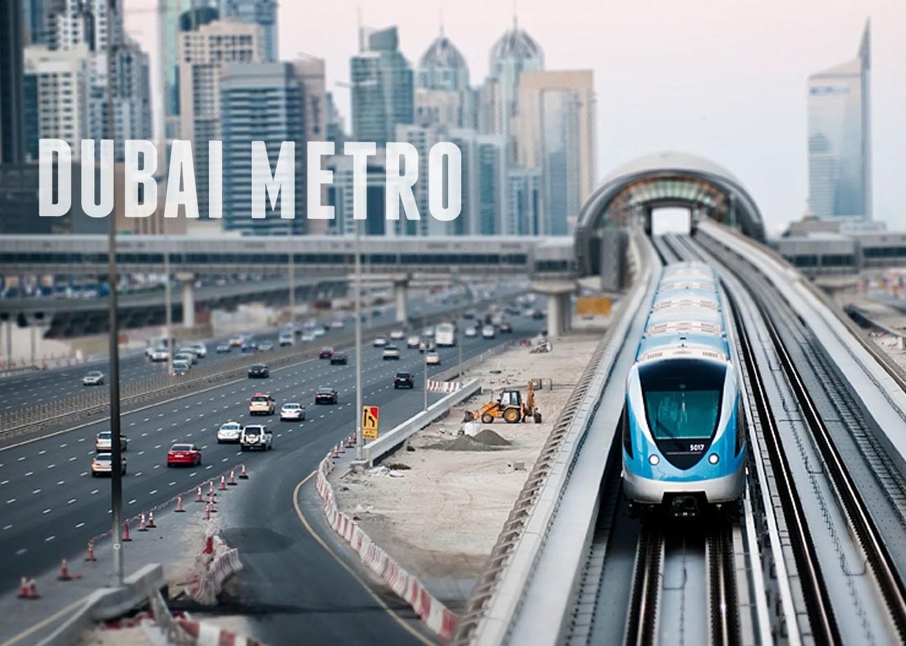 Dubai transport network shows zero crime rate