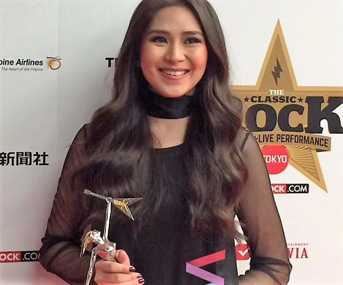 Sarah named 'Best Asian Performer' in Tokyo