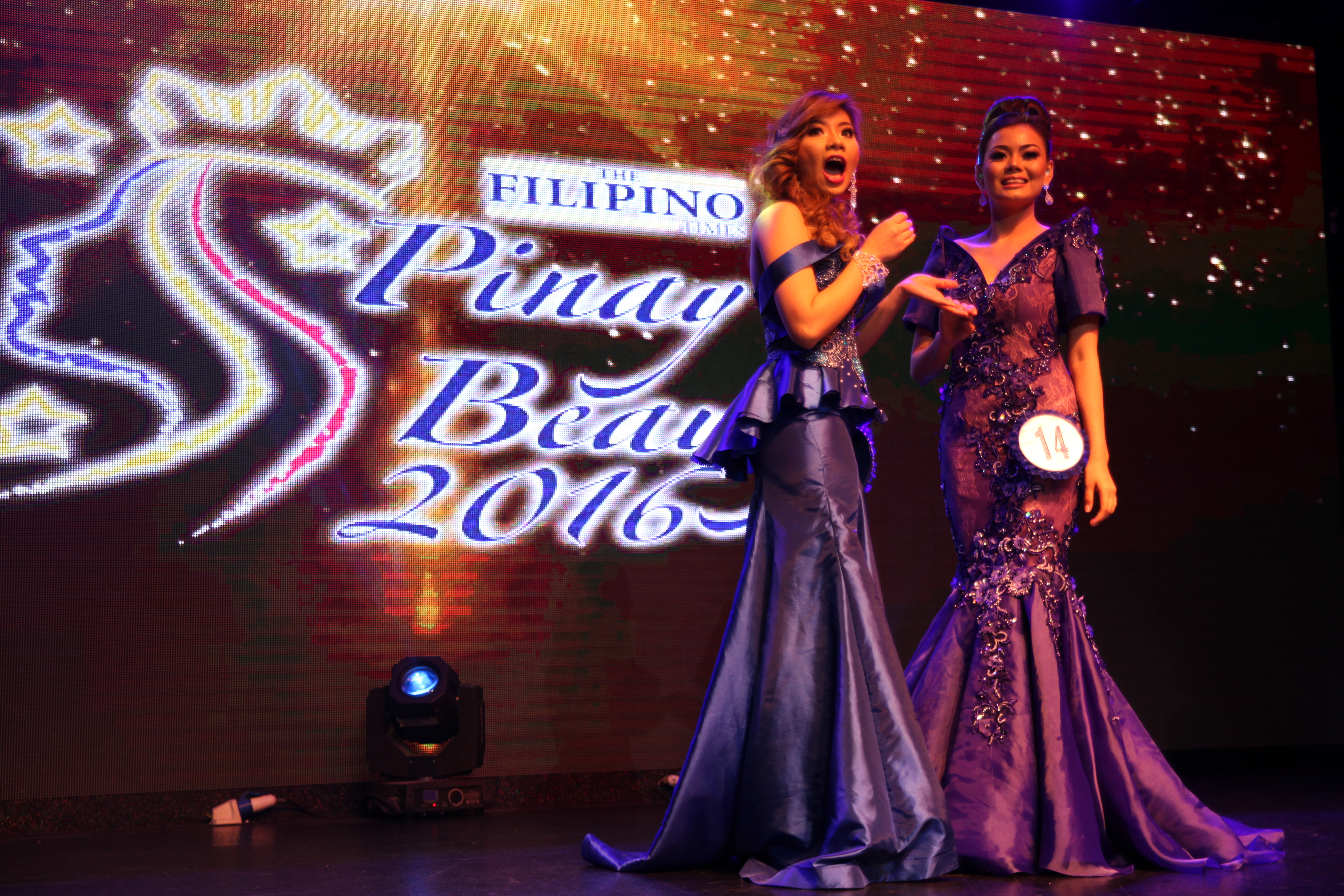 TFT Pinay Beauty 2016: A shining moment for Filipinas in the UAE