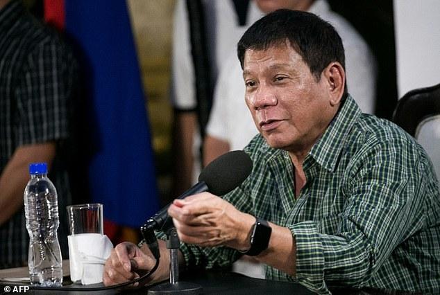 Don't close roads; don't hide people, Duterte tells Miss U organizers