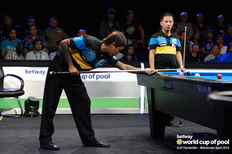 Pinoy cue masters ready for 2017 World 8-Ball Series