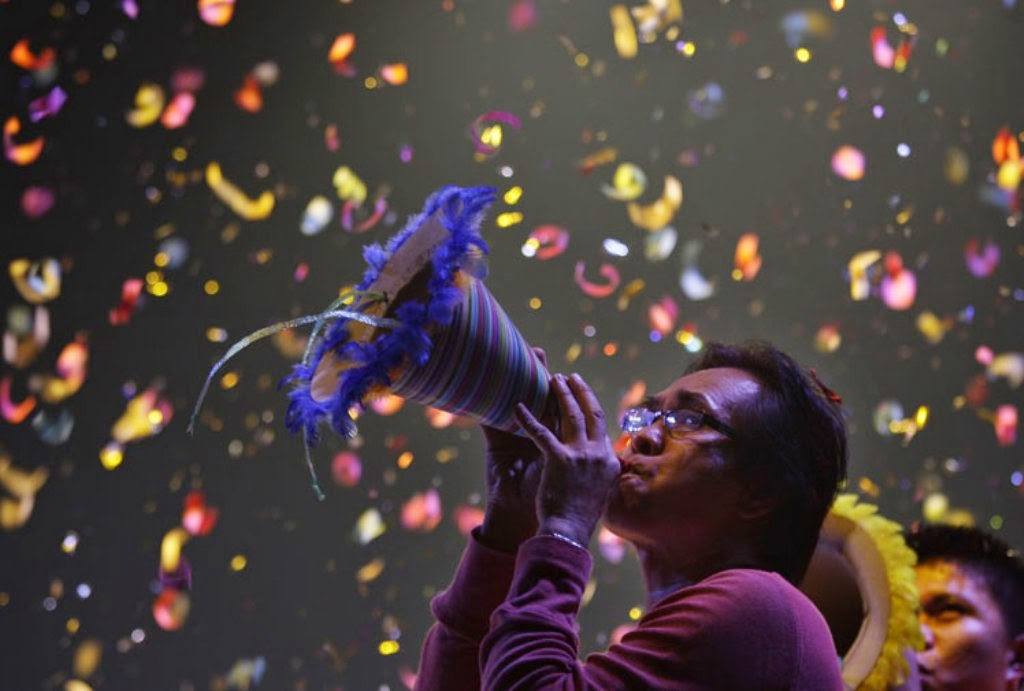 A New Year's Resolution of an OFW: 'This year, sarili ko naman'