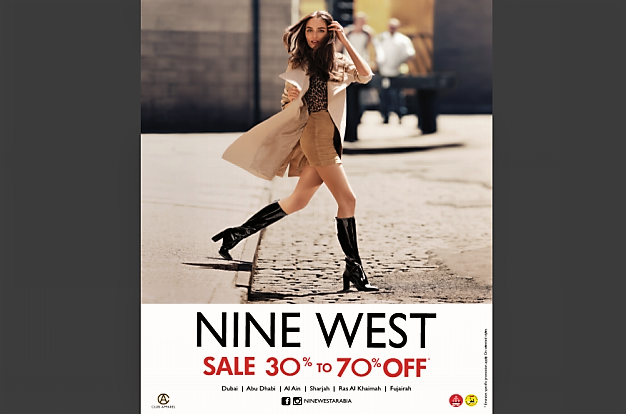 Big end-of-season sale continues at Nine West