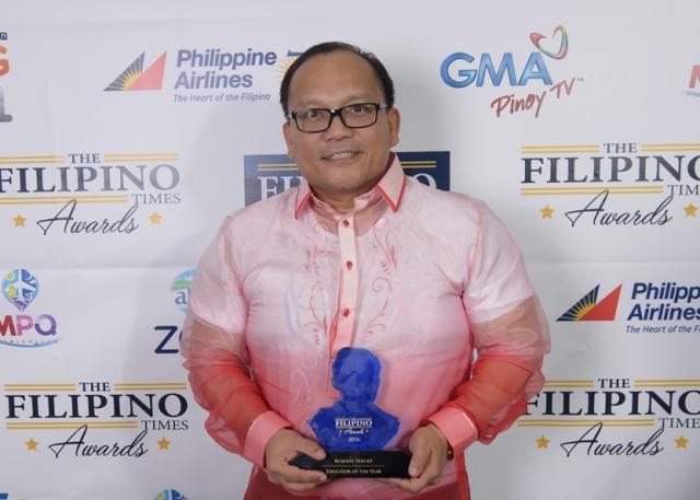 UAE-based Filipino educator receives PH presidential award