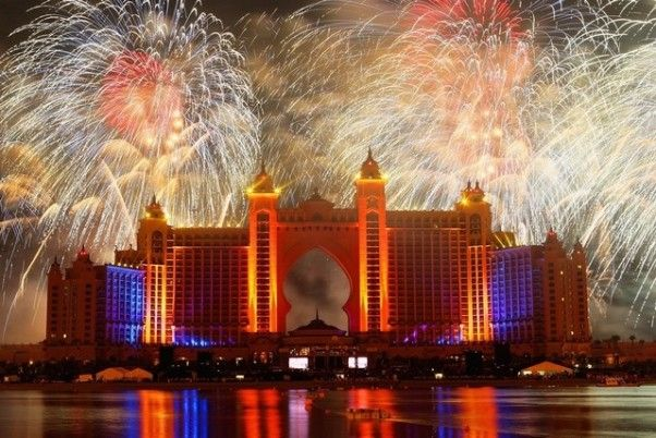 Best spots to watch New Year's Eve fireworks in Dubai