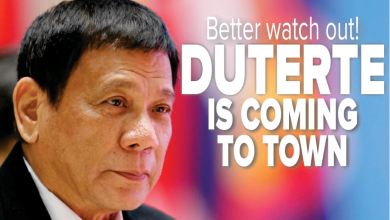 Photo of Duterte is coming to town: Pinoys in UAE excited about his visit