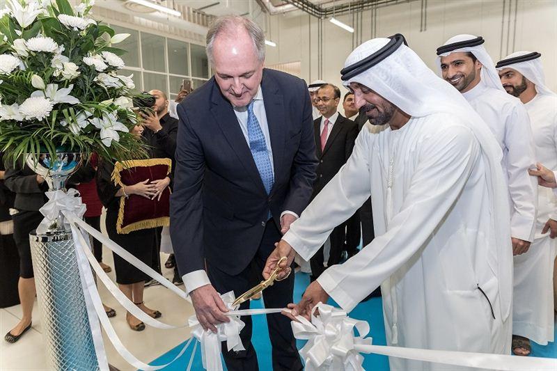 Region's biggest Unilever factory opens in Dubai